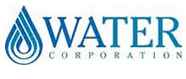 Water Corporation logo